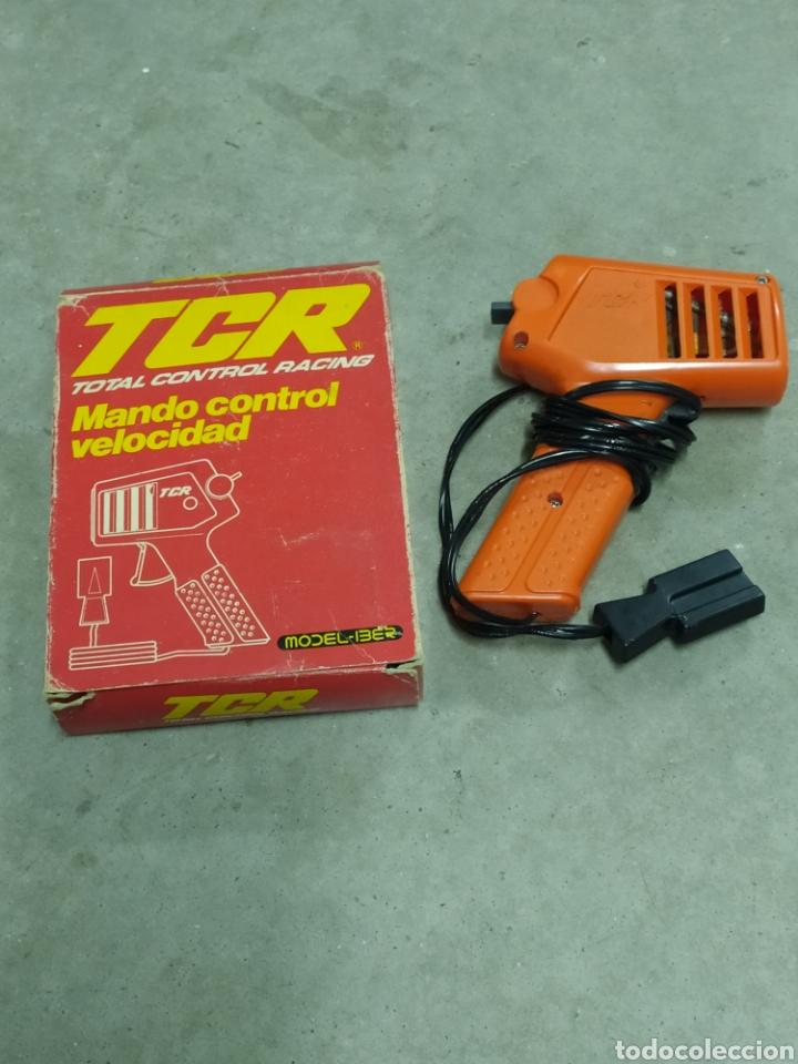 TCR MANDO CONTROL VELOCIDAD 1980 (Juguetes - Slot Cars - Magic Cars y Otros)