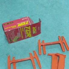 Slot Cars: TCR JUEGO ELEVADORES REF 7051 1980. Lote 223997030
