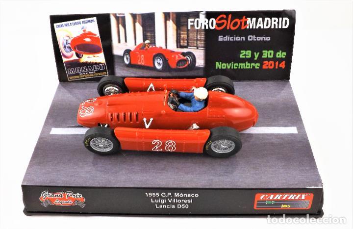Slot Cars: Cartrix Foro Slot Madrid 2014 Serie limitada a 400 unidades nº 204 - Foto 2 - 224324770