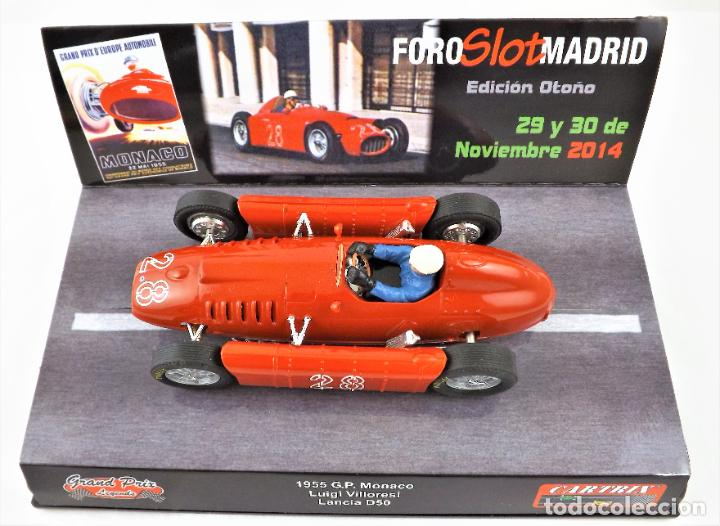 Slot Cars: Cartrix Foro Slot Madrid 2014 Serie limitada a 400 unidades nº 204 - Foto 3 - 224324770
