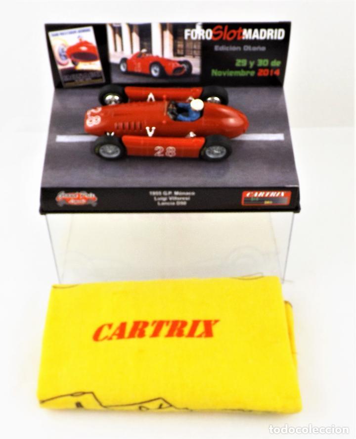 CARTRIX FORO SLOT MADRID 2014 SERIE LIMITADA A 400 UNIDADES Nº 204 (Juguetes - Slot Cars - Magic Cars y Otros)