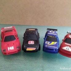 Slot Cars: LOTE 4 SLOT CARS. Lote 224720520