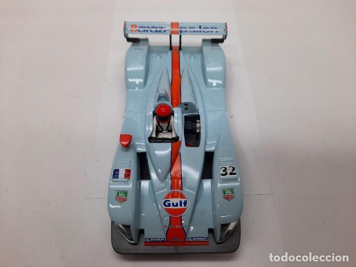 Slot Cars: ZYTEK 2006/7 GULF # 32 SLOTER SCALEXTRIC - Foto 12 - 224918466