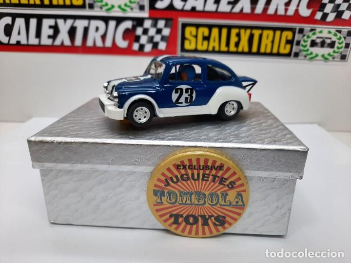Slot Cars: FIAT ABARTH 1000 TCR #23 ( REPROTEC ) SCALEXTRIC - Foto 1 - 225522300