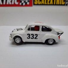 """Slot Cars: FIAT ABARTH 1000 """" ZANINI """" REPROTEC ( SCALEXTRIC ). Lote 225523191"""