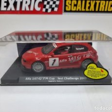 Slot Cars: ALFA 147 GTA CUP FLY SCALEXTRIC. Lote 225644376