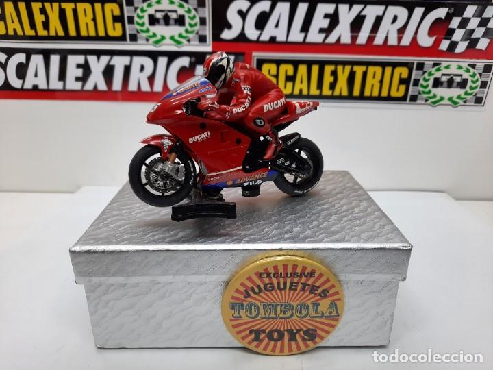 LORIS CAPIROSSI # 65 SUPERSLOT SCALEXTRIC (Juguetes - Slot Cars - Magic Cars y Otros)