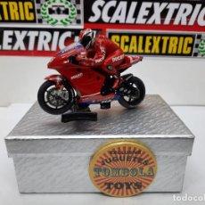 Slot Cars: LORIS CAPIROSSI # 65 SUPERSLOT SCALEXTRIC. Lote 226880025