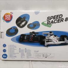 Slot Cars: SPEED RACER 8. Lote 227655756