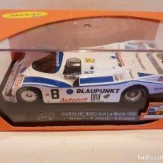 Slot Cars: PORSCHE 962C-ERD LE MANS 1988 REF.-SICA03A DE SLOT.IT. Lote 228004320