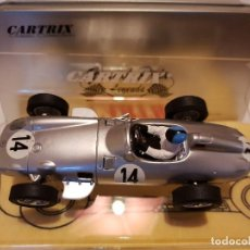 Slot Cars: MERCEDES BENZ W196 DE CARTRIX REF.- 0912. Lote 228012465