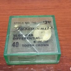 Slot Cars: SLOT CAR DIFFERENTIAL TRADESHIP 1/24. Lote 228013770