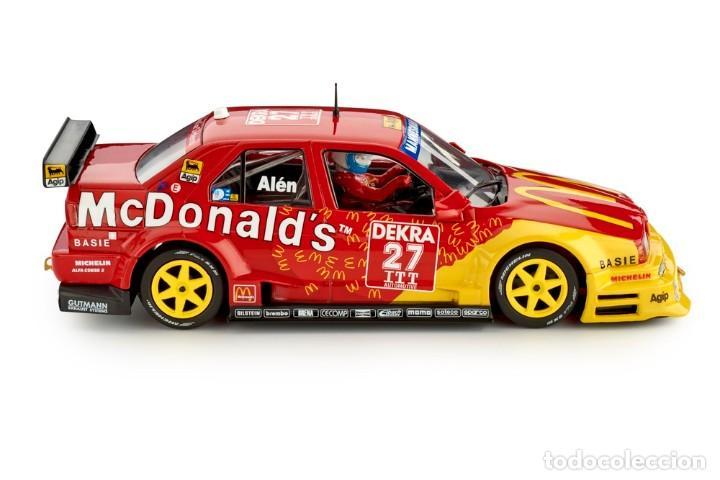 Slot Cars: SLOT.IT ALFA ROMEO 155 V6 TI #27 ITC HELSINKI 1995 MARKKU ALEN MCDONALD´S CA40B - Foto 6 - 228039820