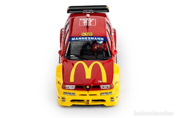Slot Cars: SLOT.IT ALFA ROMEO 155 V6 TI #27 ITC HELSINKI 1995 MARKKU ALEN MCDONALD´S CA40B - Foto 9 - 228039820
