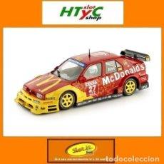 Slot Cars: SLOT.IT ALFA ROMEO 155 V6 TI #27 ITC HELSINKI 1995 MARKKU ALEN MCDONALD´S CA40B. Lote 228039820