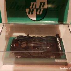 Slot Cars: PEUGEOT 908 TEST CAR EDICION LIMITADA DE AVANT SLOT REF.-50301. Lote 228531695