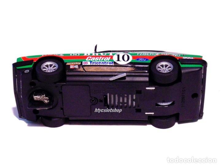 Slot Cars: SUPERSLOT FORD CAPRI MK3 #10 STUART GRAHAM CASTROL FABERGE BRUT 33 SCALEXTRIC UK H4101 - Foto 11 - 228628725