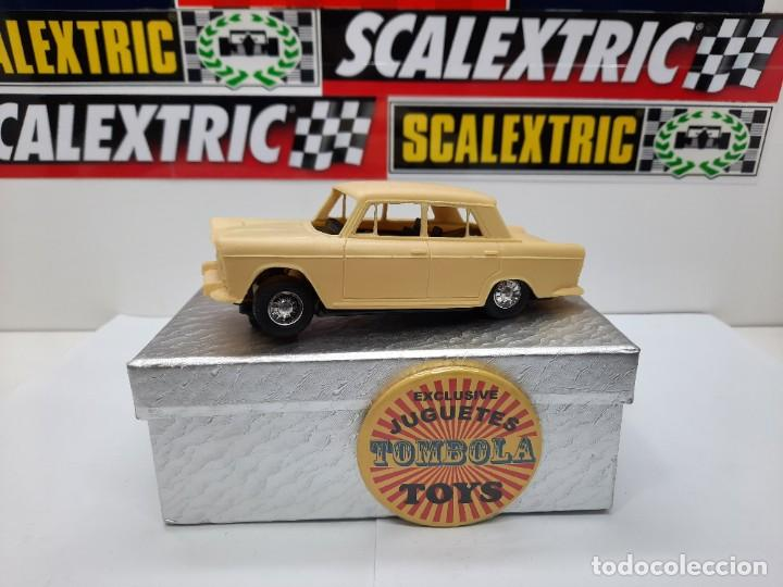 SEAT 1500 - FIAT 1800 ((RESINA)) SLOT SCALEXTRIC (Juguetes - Slot Cars - Magic Cars y Otros)