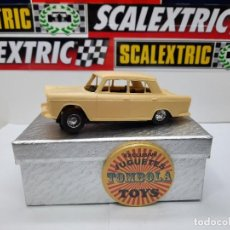 Slot Cars: SEAT 1500 - FIAT 1800 ((RESINA)) SLOT SCALEXTRIC. Lote 248669210