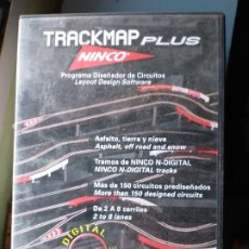 Slot Cars: NINKO TRACKMAP PLUS. Lote 229167695