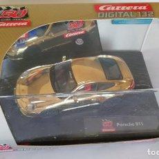 Slot Cars: COCHE CARRERA DIGITAL 132 PORSCHE 911, EDICION ESPECIAL 50 AÑOS, EN CAJA. CC. Lote 229481295