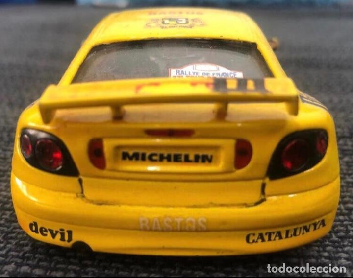 Slot Cars: SCALEXTRIC NINCO ? COCHE SLOT RENAULT MEGANE DESGUACE - Foto 5 - 229891820