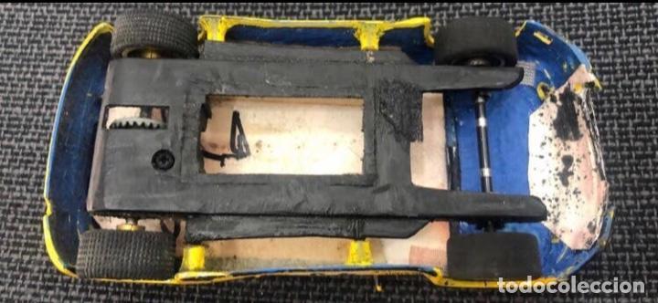 Slot Cars: SCALEXTRIC NINCO ? COCHE SLOT RENAULT MEGANE DESGUACE - Foto 6 - 229891820