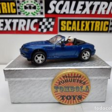 Slot Cars: BMW Z3 CARTRIX SCALEXTRIC. Lote 232001140