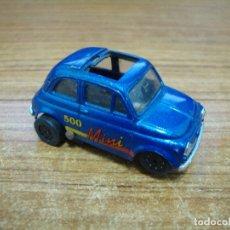 Slot Cars: MINI 500 RARO COCHE TRANSFORMADO PARA JUEGO TIPO SCALEXTRIC. Lote 233346605