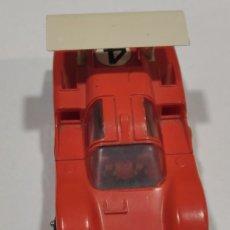 Slot Cars: COCHE COMPATIBLE SCALEXTRIC JOUEF - 1:43 - CHAPARRAL 2F SLOT CAR/RACEBAAN AUTO - REF 3620. Lote 235953015