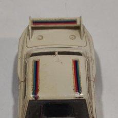 Slot Cars: ANTIGUO BMW 3.0 CSL PISTAS DE SLOT ESCALA 1:40 APROX. JOUEF MADE IN FRANCE , AÑO 1960. Lote 235954475