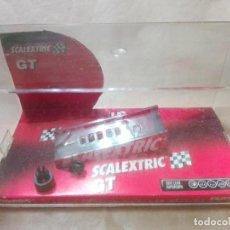Slot Cars: SCALEXTRIC 1/32 LOTE 2 CAJAS VACIAS - PERFECTO ESTADO. Lote 236040080