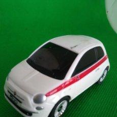 Slot Cars: COCHE FIAT 500 CIRCUITO CARRERA GO. Lote 236508955