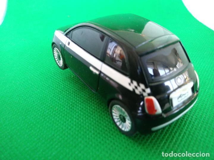 Slot Cars: Coche Fiat 500 circuito carrera go - Foto 2 - 236509070