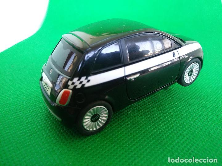 Slot Cars: Coche Fiat 500 circuito carrera go - Foto 3 - 236509070