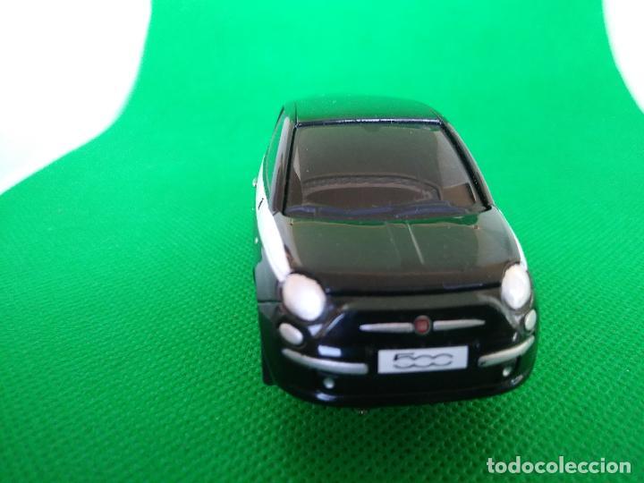 Slot Cars: Coche Fiat 500 circuito carrera go - Foto 4 - 236509070