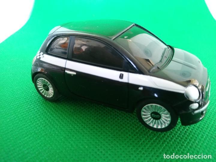 Slot Cars: Coche Fiat 500 circuito carrera go - Foto 5 - 236509070