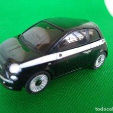 Slot Cars: COCHE FIAT 500 CIRCUITO CARRERA GO. Lote 236509070