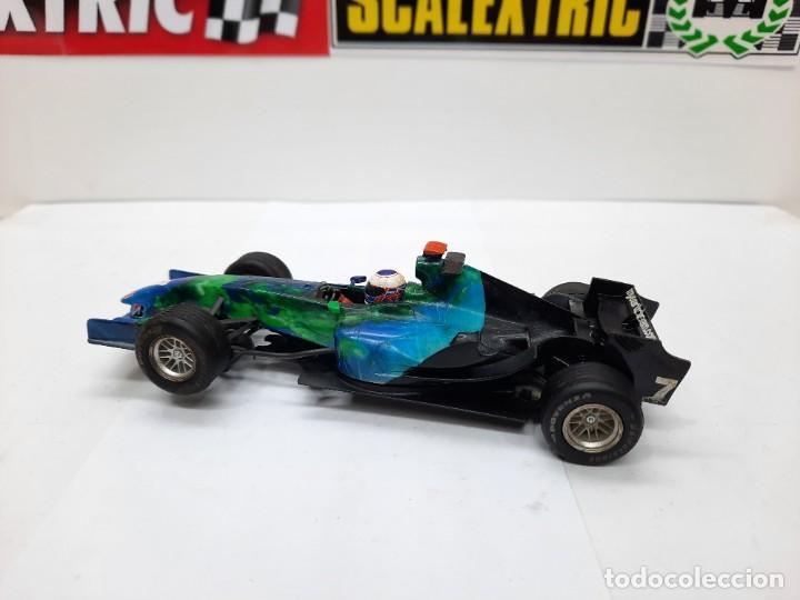 Slot Cars: HONDA RACING F1 FORMULA #21 SUPERSLOT SCALEXTRIC !! - Foto 2 - 237004595