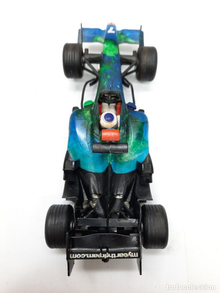 Slot Cars: HONDA RACING F1 FORMULA #21 SUPERSLOT SCALEXTRIC !! - Foto 4 - 237004595