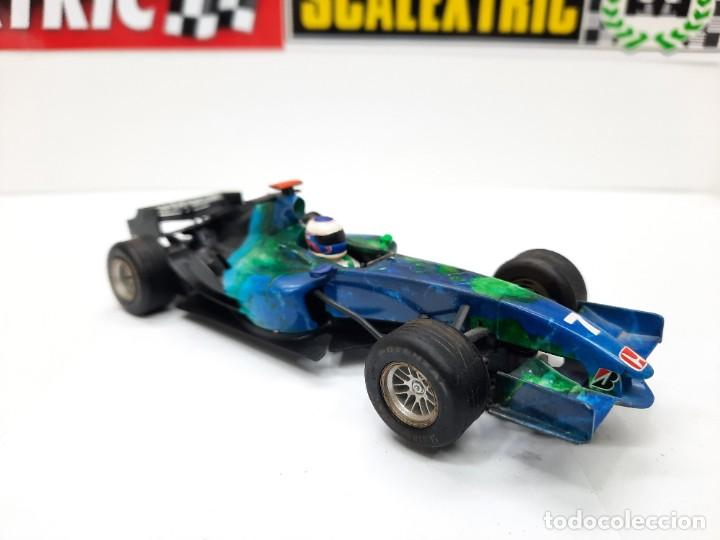 Slot Cars: HONDA RACING F1 FORMULA #21 SUPERSLOT SCALEXTRIC !! - Foto 7 - 237004595
