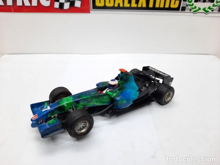 Slot Cars: HONDA RACING F1 FORMULA #21 SUPERSLOT SCALEXTRIC !! - Foto 10 - 237004595