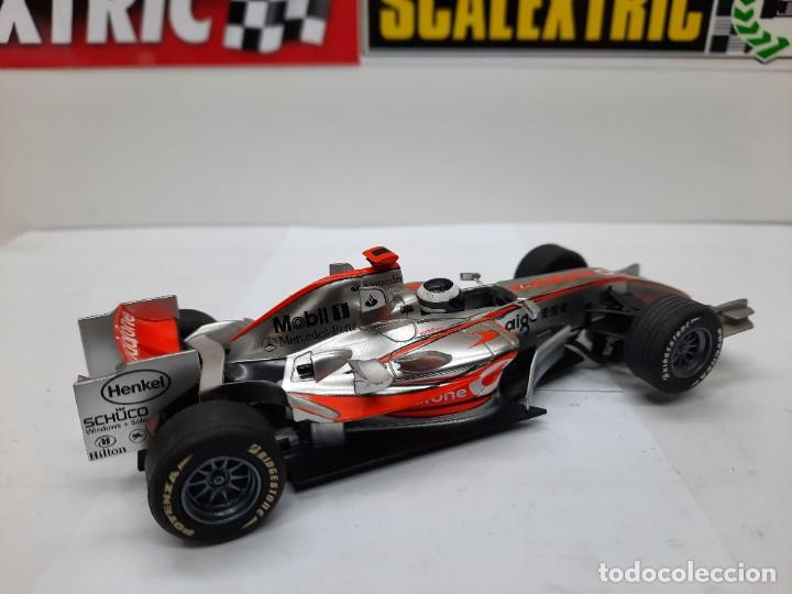 "Slot Cars: MCLAREN MP4-21 "" F.ALONSO "" FORMULA # 1 SUPERSLOT SCALEXTRIC !! - Foto 6 - 237006145"