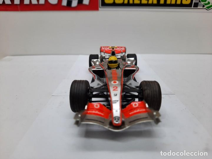 Slot Cars: MCLAREN MP4-21 FORMULA # 2 SUPERSLOT SCALEXTRIC !! - Foto 9 - 237007215