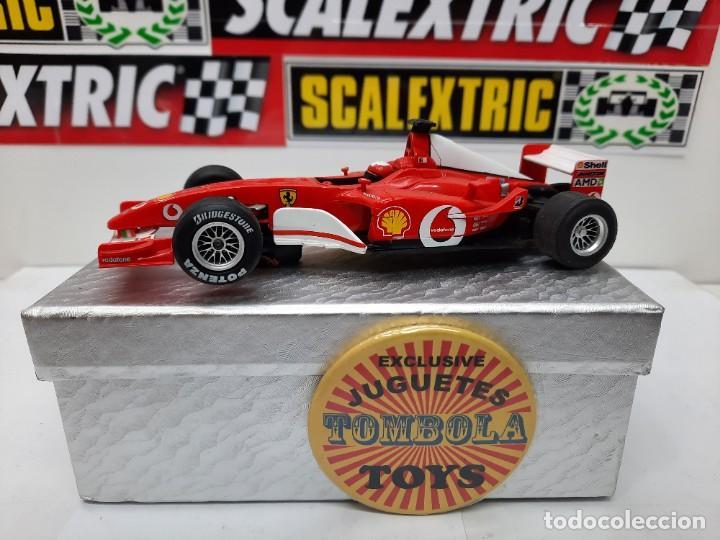 FERRARI F1 FORMULA # 1 CARRERA EVOLUTION SCALEXTRIC !! (Juguetes - Slot Cars - Magic Cars y Otros)