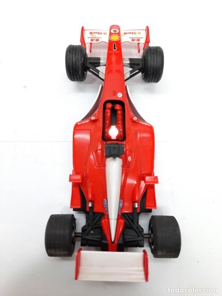Slot Cars: FERRARI F1 FORMULA # 1 CARRERA EVOLUTION SCALEXTRIC !! - Foto 5 - 237009460