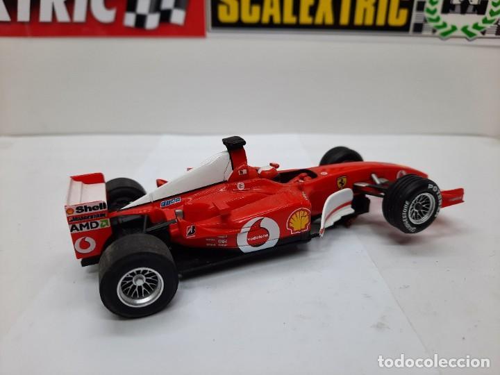 Slot Cars: FERRARI F1 FORMULA # 1 CARRERA EVOLUTION SCALEXTRIC !! - Foto 6 - 237009460
