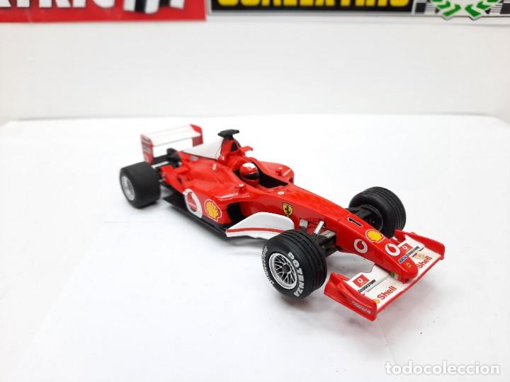 Slot Cars: FERRARI F1 FORMULA # 1 CARRERA EVOLUTION SCALEXTRIC !! - Foto 8 - 237009460