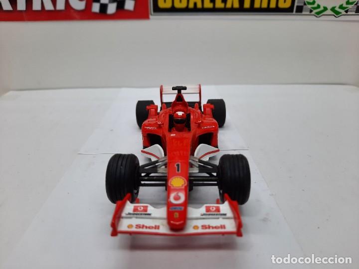 Slot Cars: FERRARI F1 FORMULA # 1 CARRERA EVOLUTION SCALEXTRIC !! - Foto 9 - 237009460