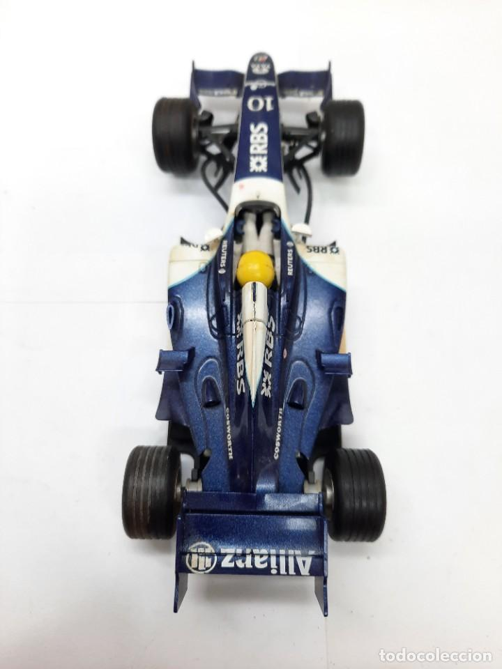 Slot Cars: WILLIAMS FW26 FORMULA #10 SUPERSLOT SCALEXTRIC !! - Foto 5 - 237013040